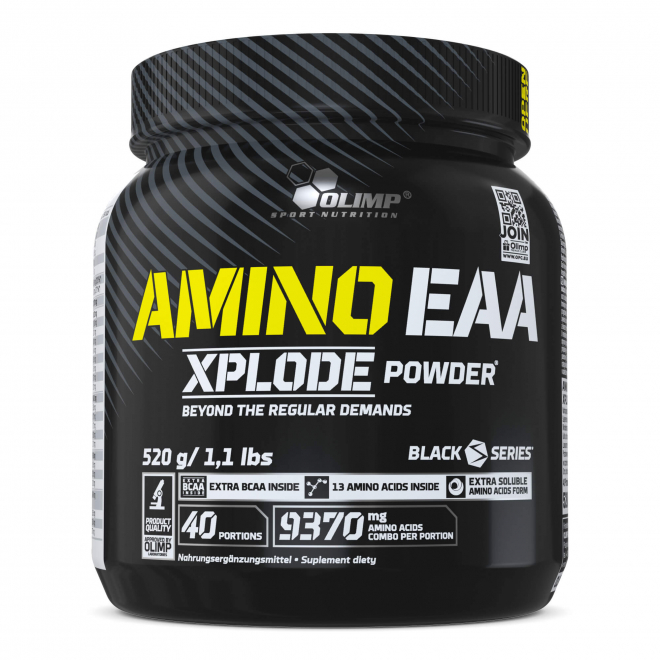 Olimp-Amino-EAA-Xplode-Powder-520-g