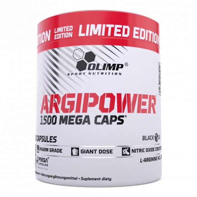Olimp-ArgiPower-1500-Mega-Caps-Limited-Edition-200-Kapsułek