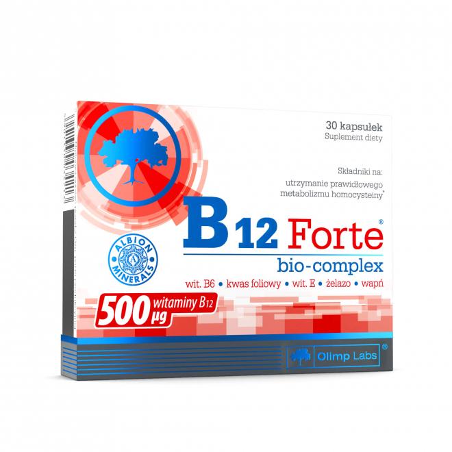 Olimp-B12-Forte-Bio-Complex-30-Kapsułek