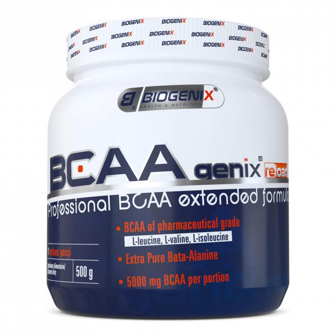 Biogenix-BCAAgenix-Reload-500-g