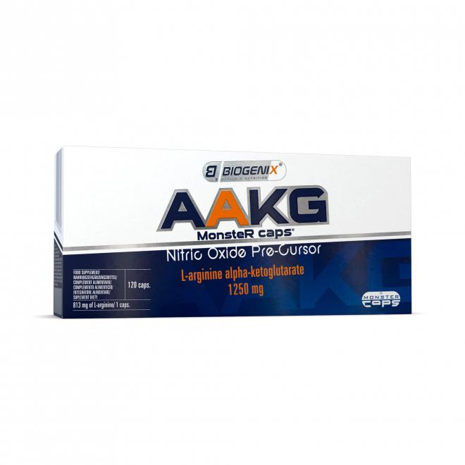 Biogenix-AAKG-Monster-Caps-120-Kapsułek