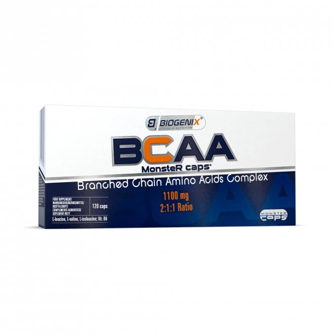 Biogenix-BCAA-Monster-Caps-120-Kapsułek