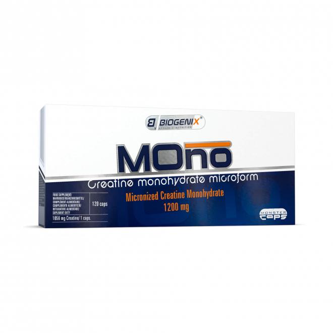 Biogenix-Mono-Creatine-Monster-Caps-120-Kapsułek