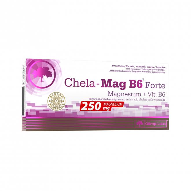 Olimp-Chela-Mag-B6-Forte-Mega-Caps-60-Kapsułek