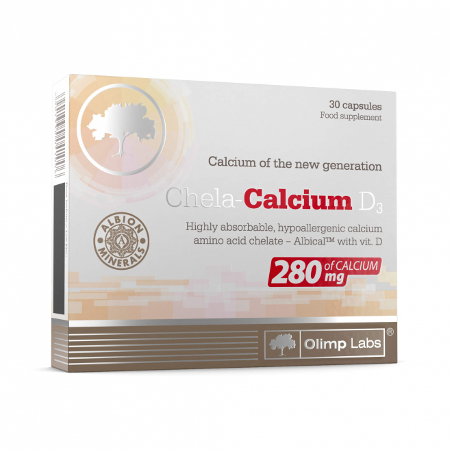 Olimp-Chela-Calcium-D3-30-Kapsułek