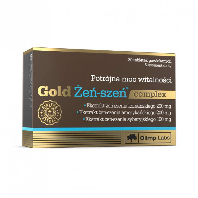 Olimp-Gold-Żeń-Szeń-Complex-30-Tabletek