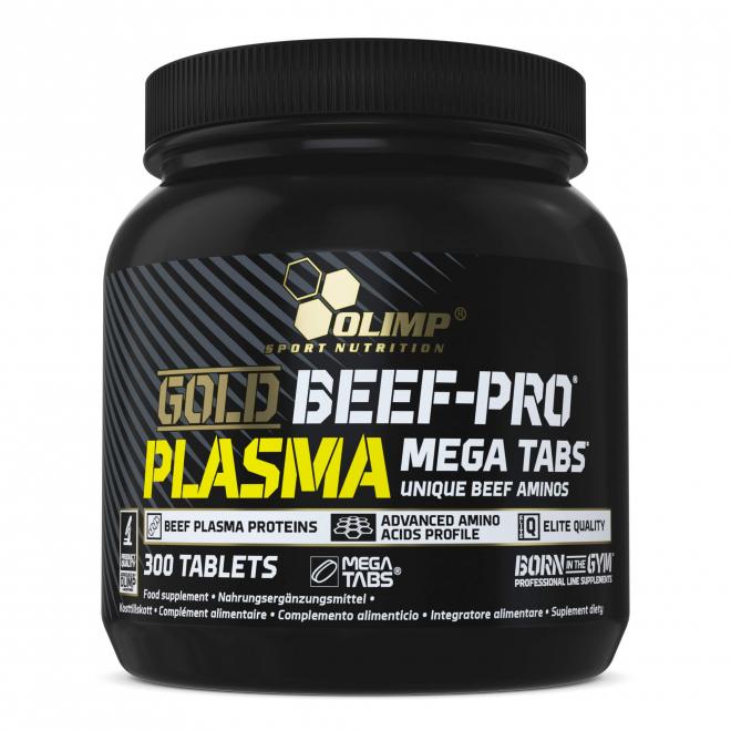 Olimp-Gold-Beef-Pro-Plasma-Mega-Tabs-300-Tabletek