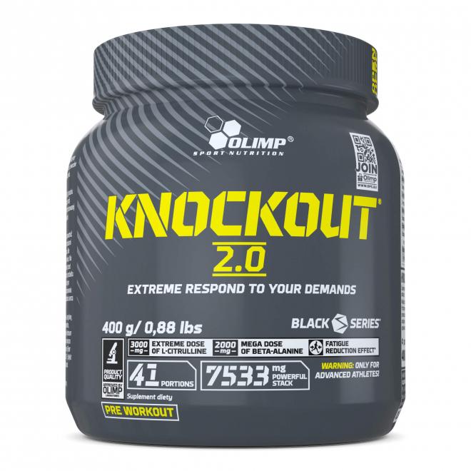 Olimp-Knockout-2.0-400-g