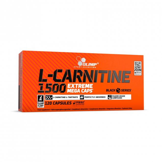 Olimp-L-Carnitine-1500-Extreme-Mega-Caps-120-Kapsułek