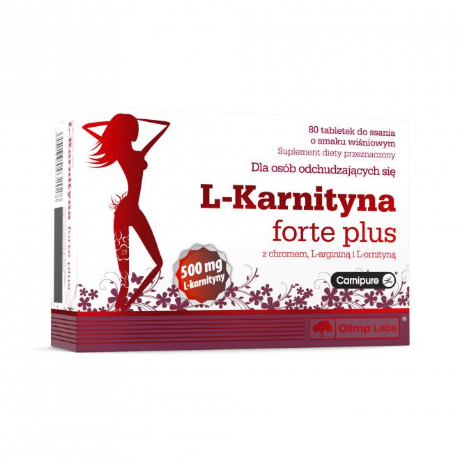 Olimp-L-karnityna-Forte-Plus-80-Tabletek