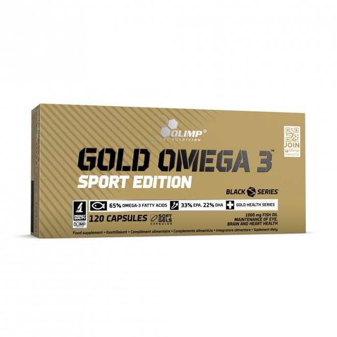 Olimp-Gold-Omega-3-Sport-Edition-120-Kapsułek