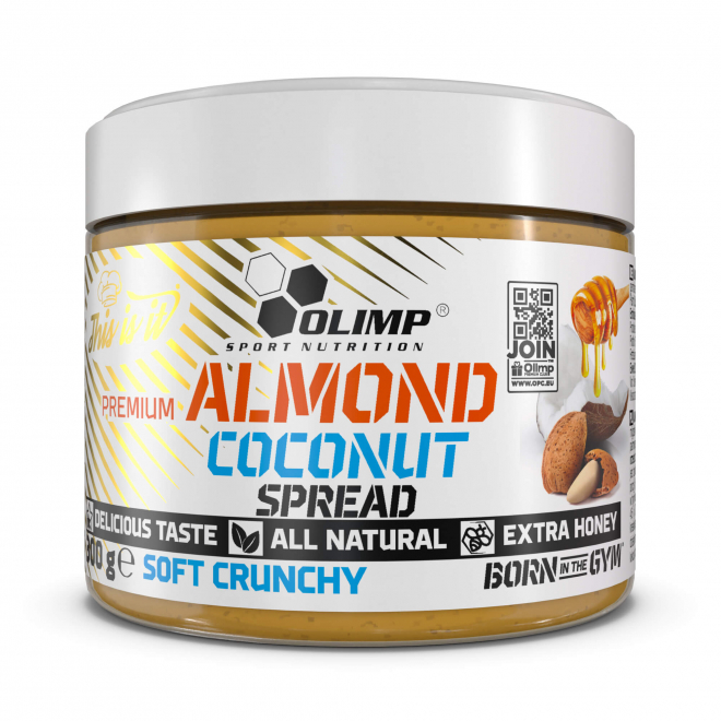Olimp-Almond-Coconut-Spread-Soft-Crunchy-300-g