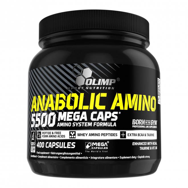 Olimp-Anabolic-Amino-5500-Mega-Caps-400-Kapsułek