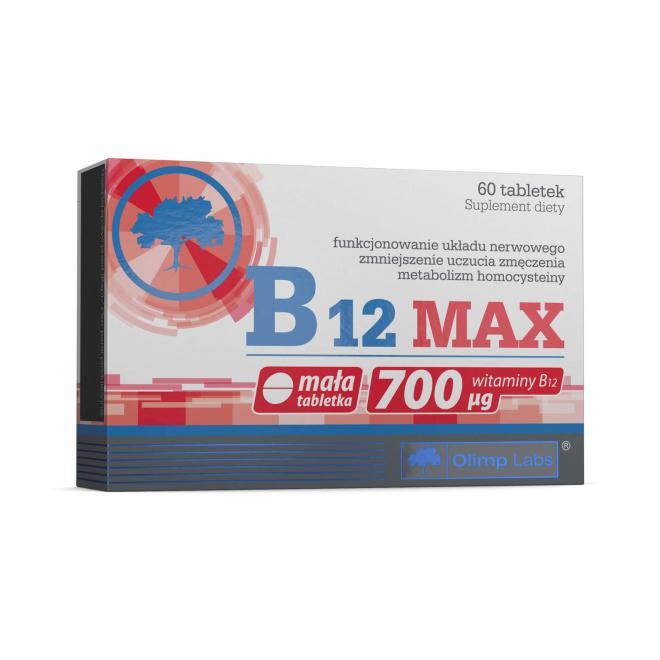 Olimp-B12-Max-60-Tabletek