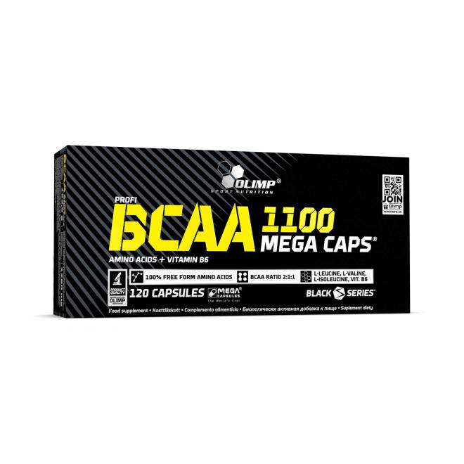 Olimp-BCAA-1100-Mega-Caps-120-Kapsułek