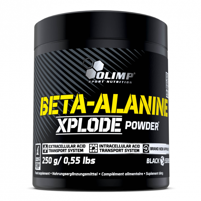 Olimp-Beta-Alanine-Xplode-Powder-250g