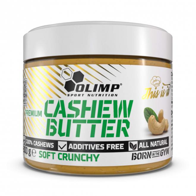 Olimp-Cashew-Butter-Soft-Crunchy-300-g