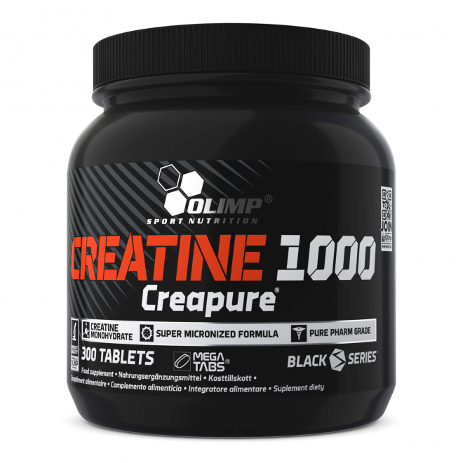 Olimp-Creatine-1000-Creapure-300-Tabletek