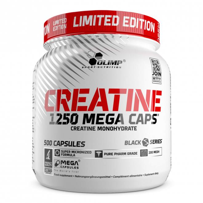 Olimp-Creatine-1250-Mega-Caps-Limited-Edition-500-Kapsułek