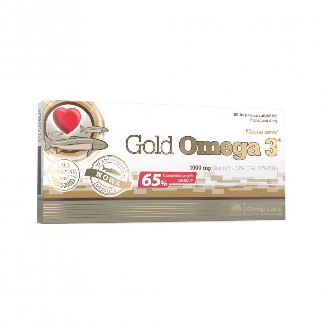 Olimp-Gold-Omega-3-60-Kapsułek