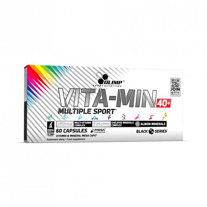 Olimp-Vita-Min-Multiples-Sport-40+-Mega-Caps-60-Kapsułek