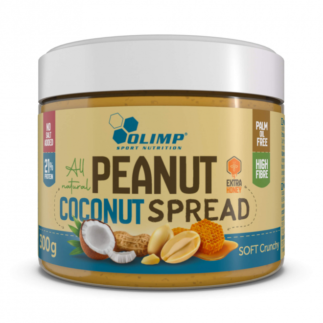 Olimp-Peanut-Coconut-Spread-300g
