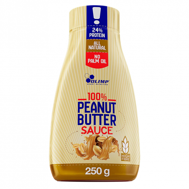 Olimp-Peanut-Butter-Sauce-250g
