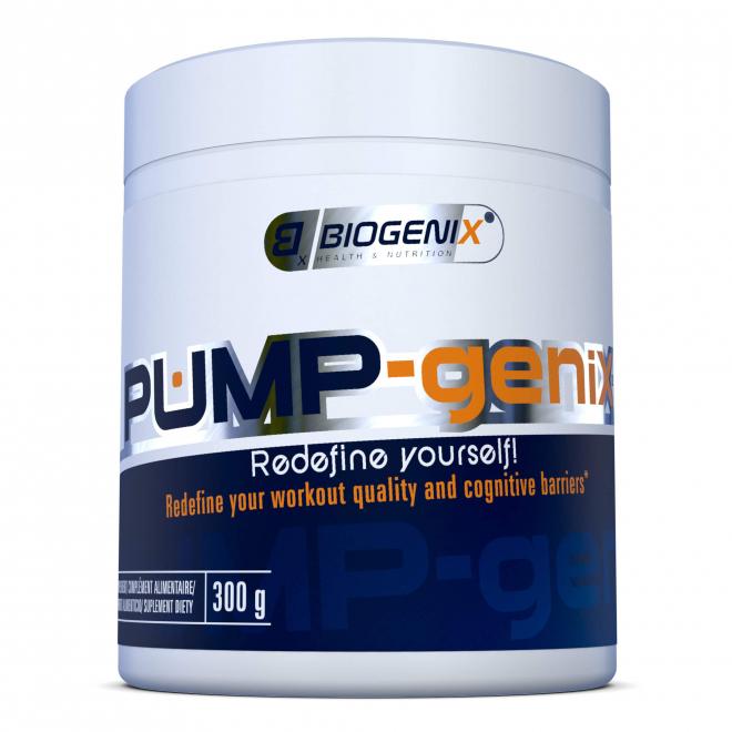 Biogenix-Pump-Genix-300-g-Pomarańcza