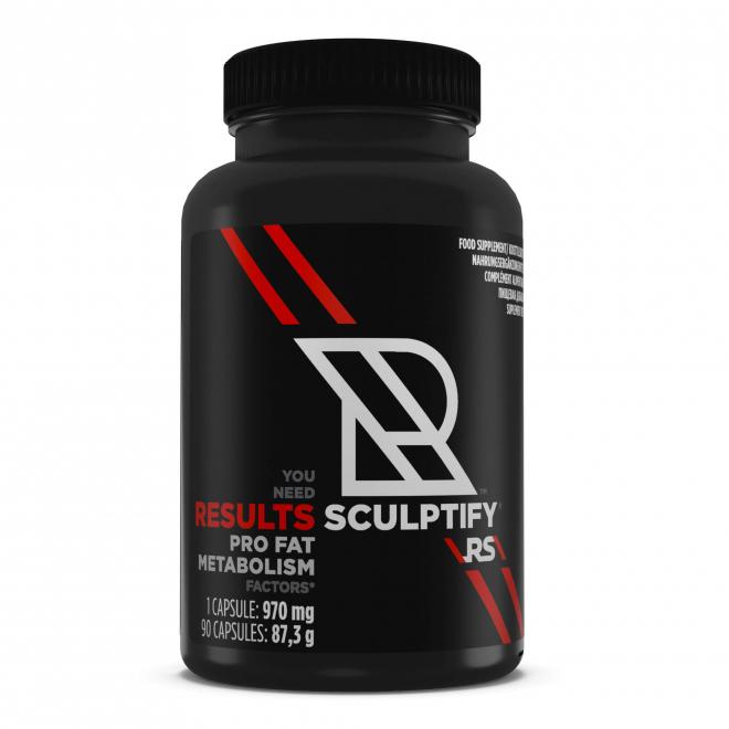 Results-Sculptify-RS-90-Kapsułek