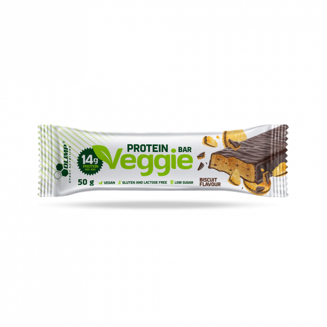 Olimp Veggie Protein Bar - 50 g