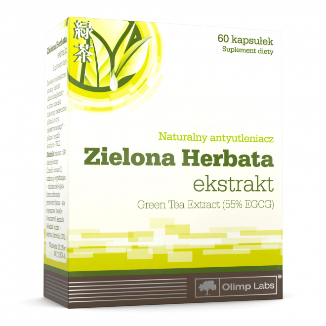 Olimp-Zielona-Herbata-Ekstrakt-60-Kapsułek